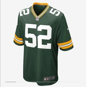 Green bay packers jersey size medium,